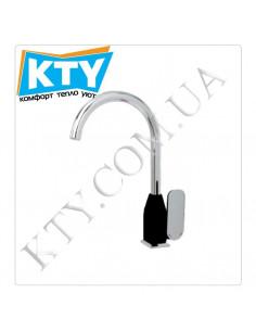 Смеситель для кухни Venezia Kapadokya 5010902-00 (черный)