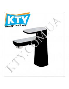 Смеситель для умывальника Venezia Kapadokya 5010904-00 (черный)