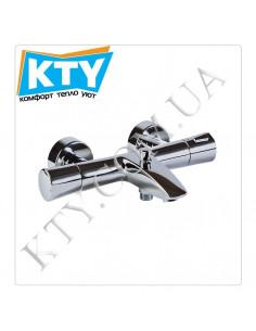 Смеситель для ванны Kludi Zenta 351010538 (душ, с термостатом)