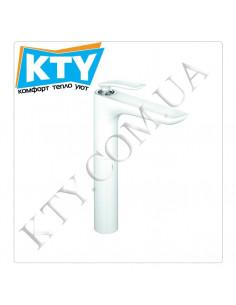 Смеситель для умывальника Kludi Balans 522989175 (белый)
