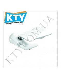 Смеситель для ванны Kludi Balans 524459175 (душ, белый)