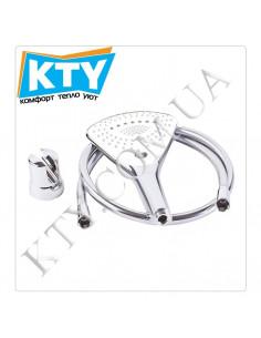 Душевой набор Kludi Fizz 6775005-00 (3 режима)