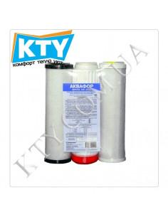 Комплект картриджей для фильтра Аквафор В510-03-04-07 (для жесткой воды)