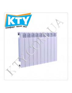 Радиатор алюминиевый Mirado 96/500 (12 секций)